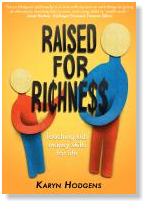 Raised for Richness cover